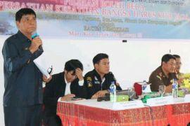 Wakil Bupati Samosir buka diskusi politik