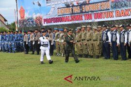 Tingkatkan solidaritas TNI dan kemanunggalan dengan rakyat