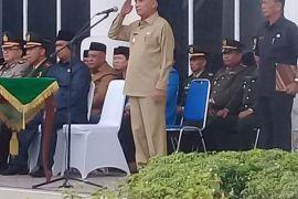 Wabup pimpin upacara Peringatan Hari Kesaktian Pancasila