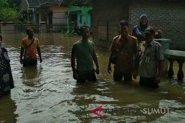Ribuan rumah di Langkat terendam