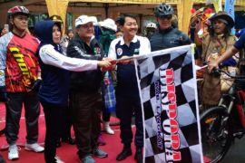 Ribuan peserta ikut gelar sepeda nusantara