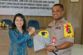 Bank Indonesia sosialisasikan ciri keaslian uang