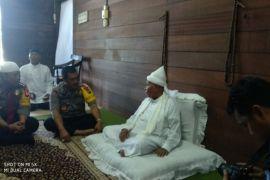 Kapolda kunjungi perkampungan religius Babussalam