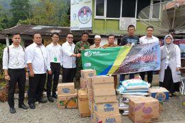 BPJS Ketenagkerjaan bantu korban bencana Madina