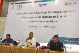 Tol listrik Sumatera ditargetkan rampung sebelum Pilpres
