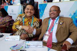 Investor asing jajaki bisnis energi di Sumut