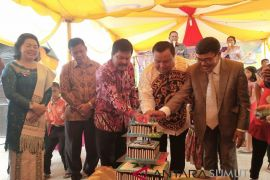 Walikota bantu pembangunan Sopo Ina HKBP Sibolga kota
