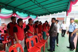 BNK Samosir sosialisasikan P4GN di Lapas Pangururan