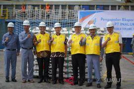 PT.Inalum ekspor alumunium ke pasar dunia