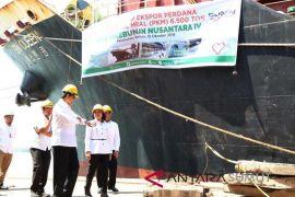 PTPN IV ekspor palm kernel mill