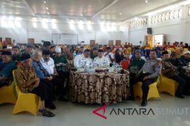 Banyak tokoh hadiri milad Muhammadiyah di Labura