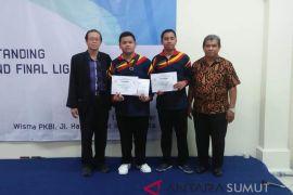 Siswa Langkat juara Liga Bridge Siswa Nasional