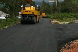 Jalan menuju air terjun Efrata diperbaiki