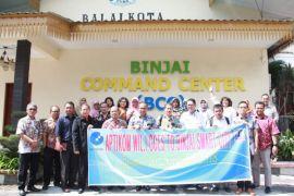 Aptikom Sumatera-Aceh pelajari aplikasi Binjai Smart City