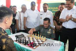 Pangdam: Permainan catur menggambarkan adu strategi