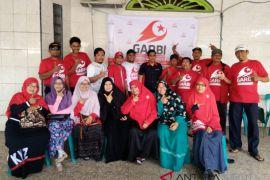 Kenang jasa pahlawan, Garbi Medan Deli donor darah