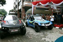Mobil listrik PLN singgahi Medan akhir November