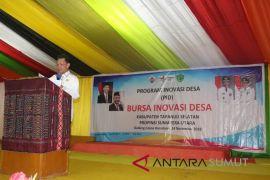 Terkait Dana Desa, Bupati Tapsel apresiasi Jokowi