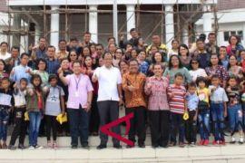PT. TPL  berangkatkan 20 siswa mengikuti pelatihan di Surya Institute (SI) Jakarta