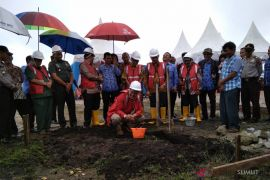 311 unit rumah subsidi dibangun di Siborongborong