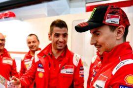 Lorenzo sampaikan pesan perpisahan ke Ducati