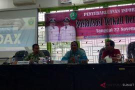 Pemkot Padangsidimpuan sosialisasi terkait  berita hoax