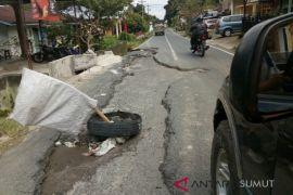 Akses transportasi di Simalungun rawan kecelakaan