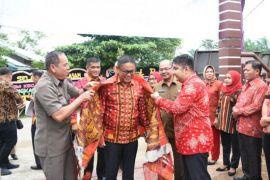 Kecamatan Padang Hillir nominasi kecamatan terbaik