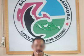 Polisi bekuk pemilik sabu di kantor PPNI