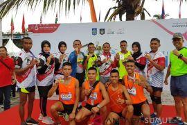 Prajurit Kodam I/BB juara International Marathon