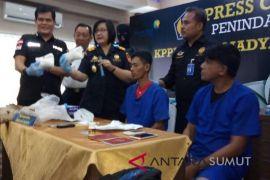 Bea Cukai Kualanamu gagalkan penyeludupan narkotika