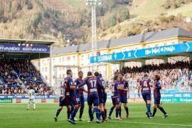 Menang telak 3-0, Eibar kirim Real Madrid kembali menjejak bumi