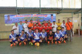 HUT Korpri, Futsal Sekretariat Daerah kalahkan BPKD