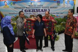 Remaja sasaran program Germas