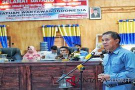 PT Inalum dukung pelatihan jurnalistik