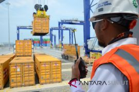 UOI apresiasi uji coba pengeoperasian terminal petikemas Kuala Tanjung