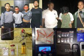 Tiga pria dengan 2,67 gram sabu ditangkap