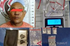 Polres terima limpahan kasus Napi pemilik narkotika
