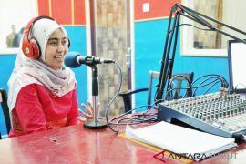 Lewat radio, Ketua PKK Asahan sampaikan peran perempuan