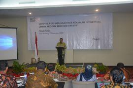 Bekraf sosialisasi hak kekayaan intelektual di Deli Serdang