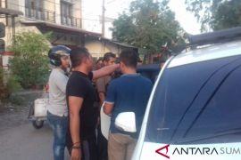 Polisi amankan preman pemeras supir truk