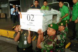 TNI kawal pemulangan jenazah korban KKB Papua