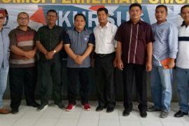 JaDI Sumut silaturahmi ke KPU Tebing Tinggi