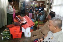 Pemkab bantu korban banjir bandang Tapsel