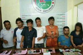 Sindikat pengedar narkoba di Simalungun diringkus polisi
