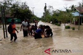 Banjir Tapanuli Selatan meluas tiga Kecamatan