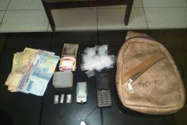 Polisi Besitang ringkus pengedar narkotika