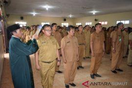 Wali Kota lantik 391 ASN Padangsidimpuan