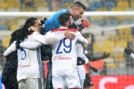 Tahan imbang Donetsk, Lyon lolos ke 16 besar Liga Champions
