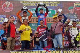 Peringati hari juang, Dandim 0204 gelar Motocross